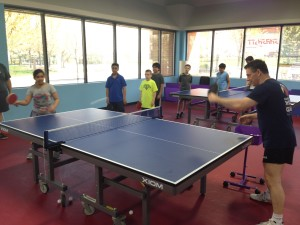 Summer Table Tennis experience for kids